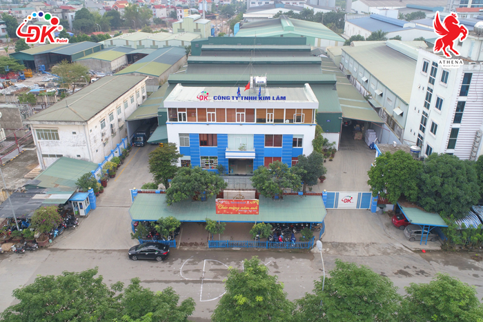 Công ty TNHH Kim Lâm - Sơn ĐK