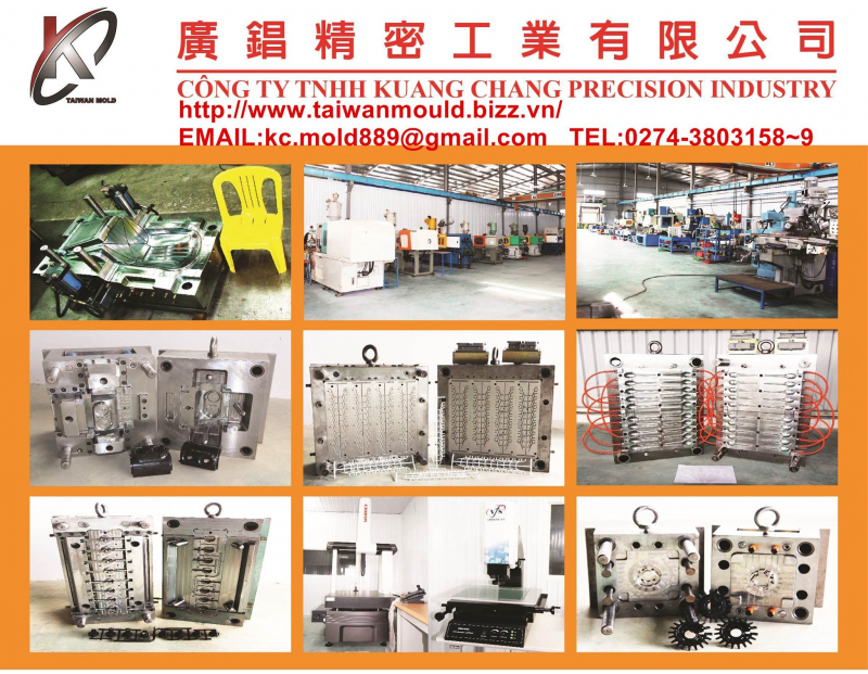 Kuang Chang Precision Industry