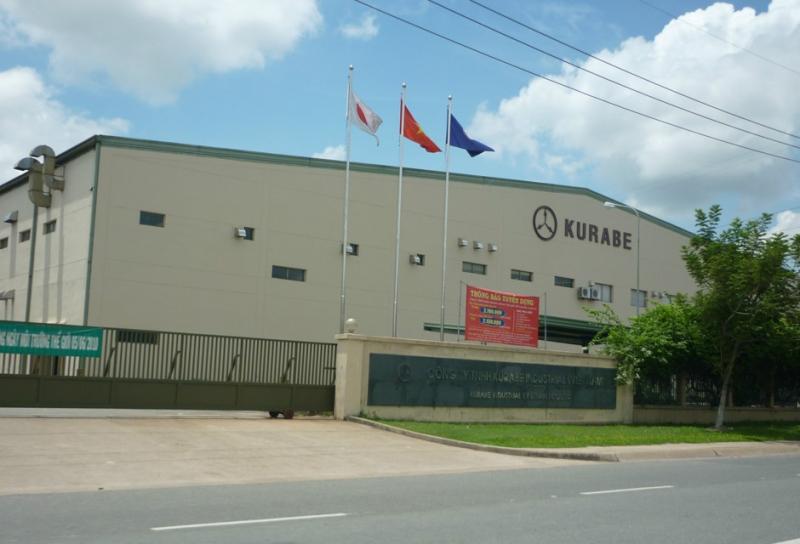 Công ty TNHH Kurabe Industrial Việt Nam