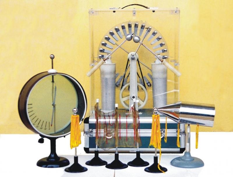 Bộ thiết bị thí nghiệm vật lý