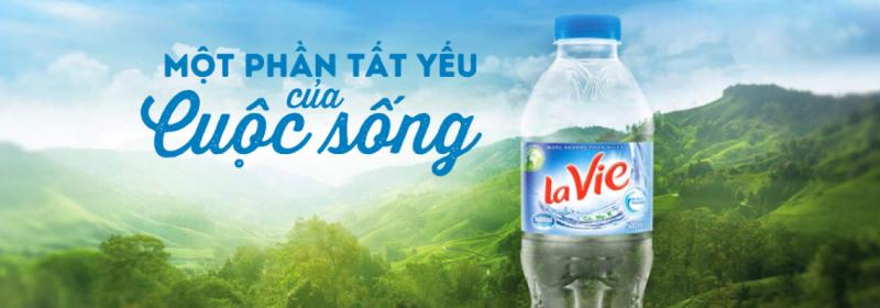 Công ty TNHH La Vie đã chính thức trở thành thành viên của Nestlé Water