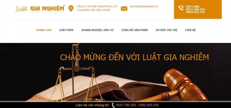Công ty TNHH Luật Gia Nghiêm