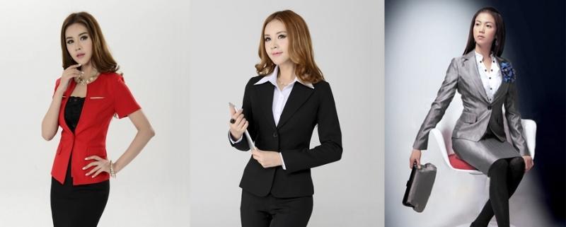 Đồng phục Công ty TNHH may thiết kế thời trang Việt Anh thiết kế