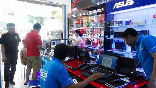 Top 6 Trung tâm bảo hành laptop Asus uy tín ở Hà Nội
