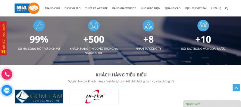 Công ty TNHH Mia Agency
