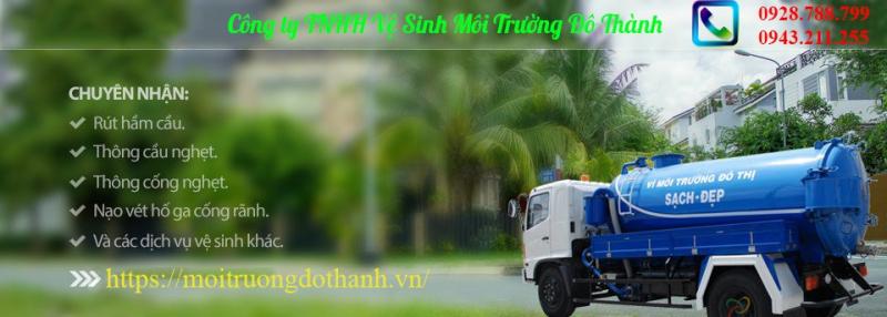Công ty TNHH Môi Trường Đô Thành