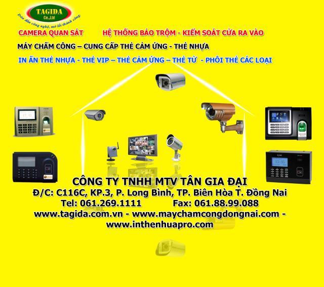 Top 11 công ty sản xuất, cung cấp máy chấm công uy tín, chất lượng nhất Việt Nam