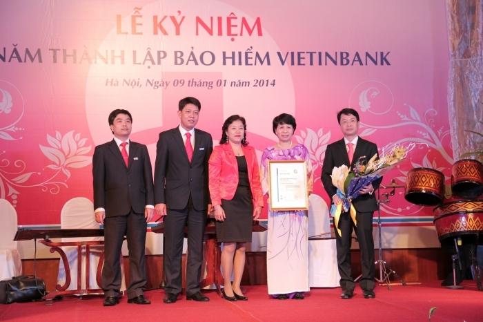 Công ty TNHH MTV bảo hiểm Ngân hàng TMCP Công thương Việt Nam