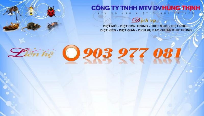 Công ty TNHH MTV dịch vụ Hùng Thịnh
