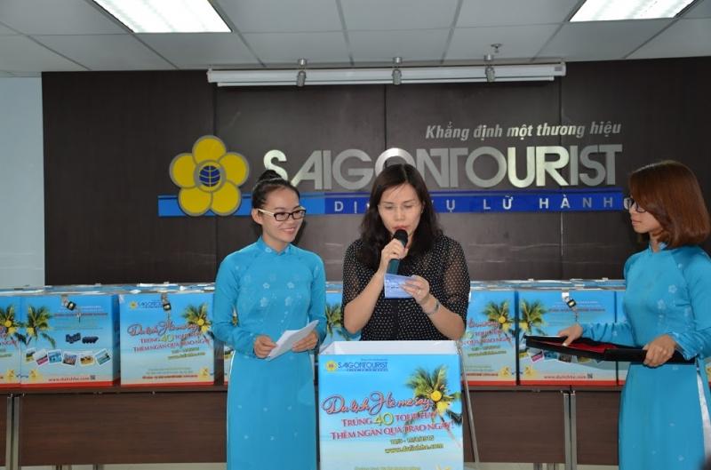 Công ty TNHH MTV dịch vụ lữ hành Saigontourist