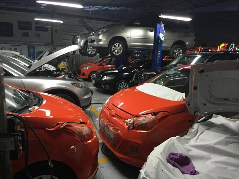 Công ty TNHH MTV Thanh Phong Auto