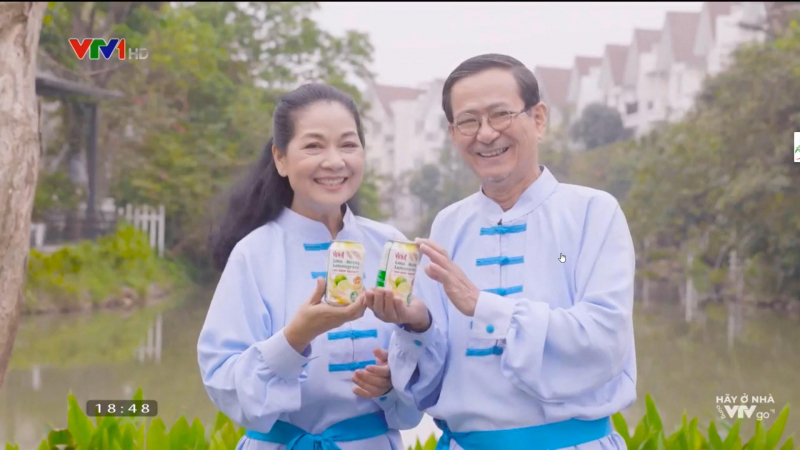 Công ty TNHH MTV Thực phẩm & Nước giải khát Nam Việt - thương hiệu Vinut