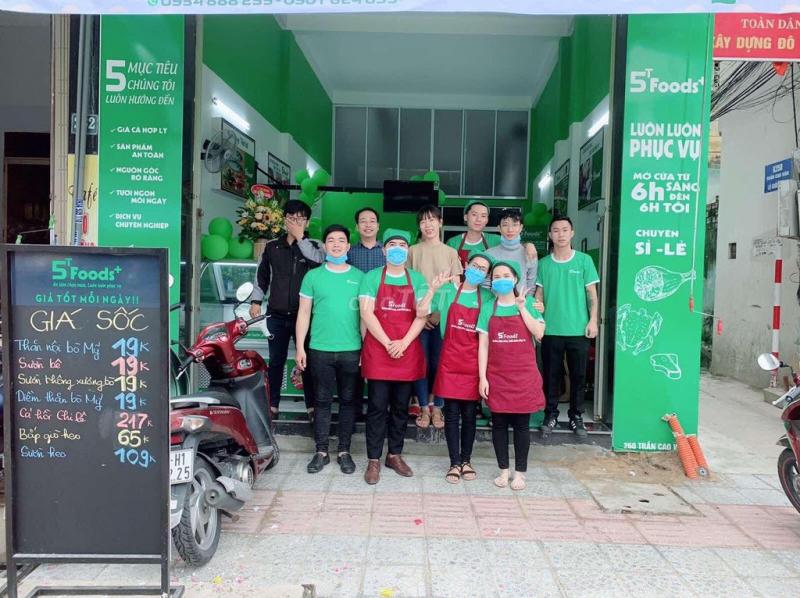 CÔNG TY TNHH MTV Thực Phẩm Năm Mục Tiêu - 5T Foods