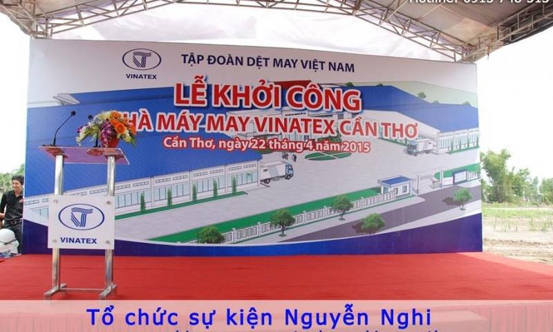 Sự kiện tổ chức bởi Công ty TNHH MTV Thương mại - Dịch vụ Nguyễn Nghi