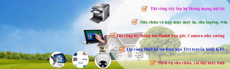 Tin Học Viễn Thông Quang Mai