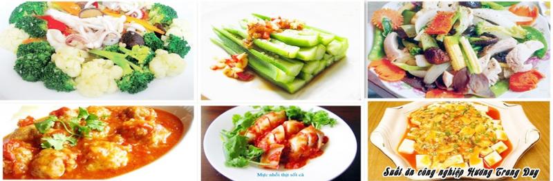 Với Công ty TNHH MTV TM DV Hương Trang Duy mỗi bữa ăn đem đến khách hàng không những phải luôn an toàn tuyệt đối mà còn phải ngon miệng và đảm bảo dinh dưỡng