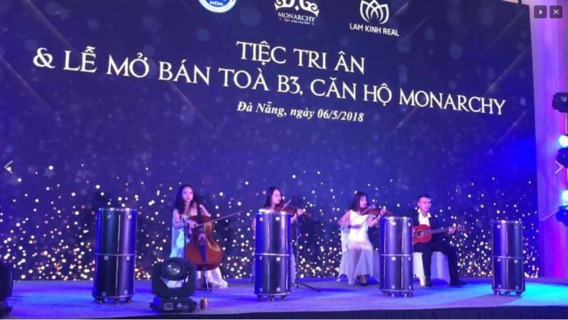 Công ty TNHH MTV tổ chức sự kiện Long Hồng Hạc