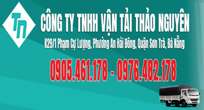 CÔNG TY TNHH MTV VẬN TẢI THẢO NGUYÊN