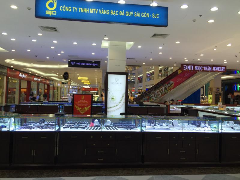 Công ty TNHH MTV Vàng bạc đá quý Sài Gòn (SJC)