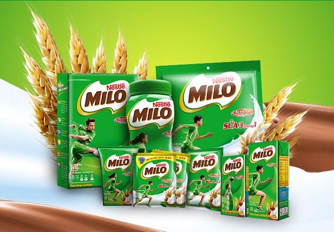 Milo - Thức uống dinh dưỡng được ưa chuộng tại Việt Nam