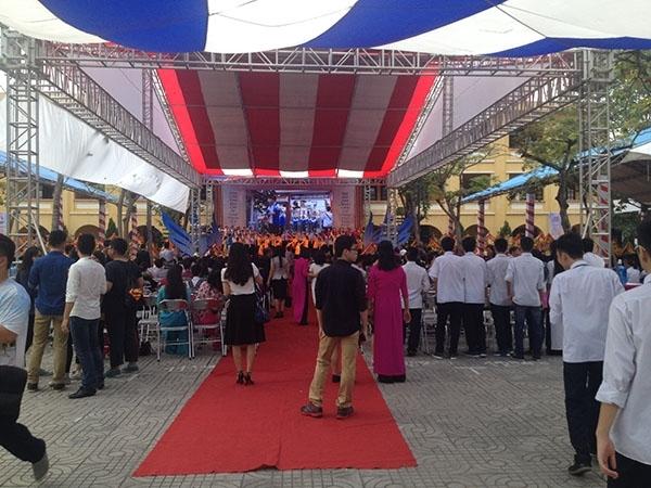Một sự kiện công ty tổ chức