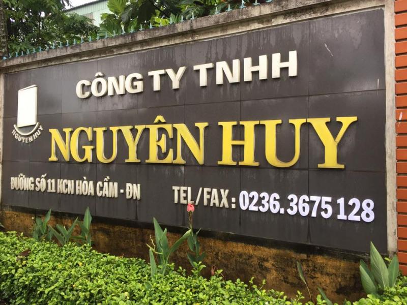 Công ty TNHH Nguyên Huy