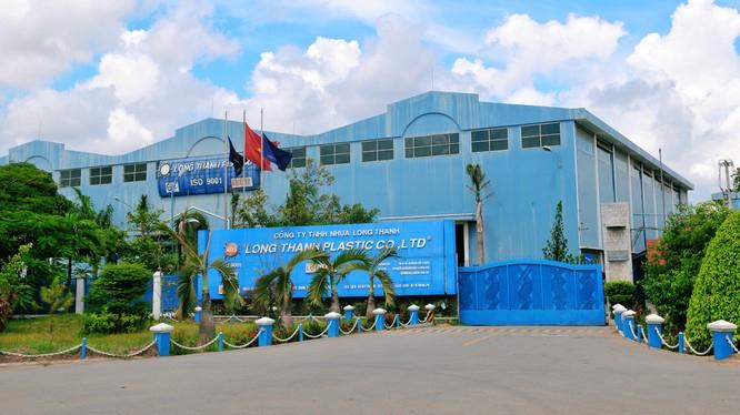 Công ty TNHH Nhựa Long Thành.