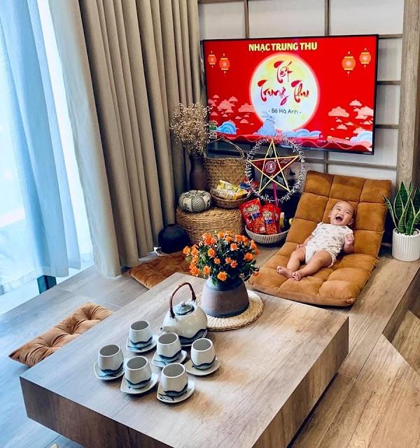 Thiết kế nội thất chung cư của Đông Á tạo ra không gian sống tiện nghi và thoải mái nhất