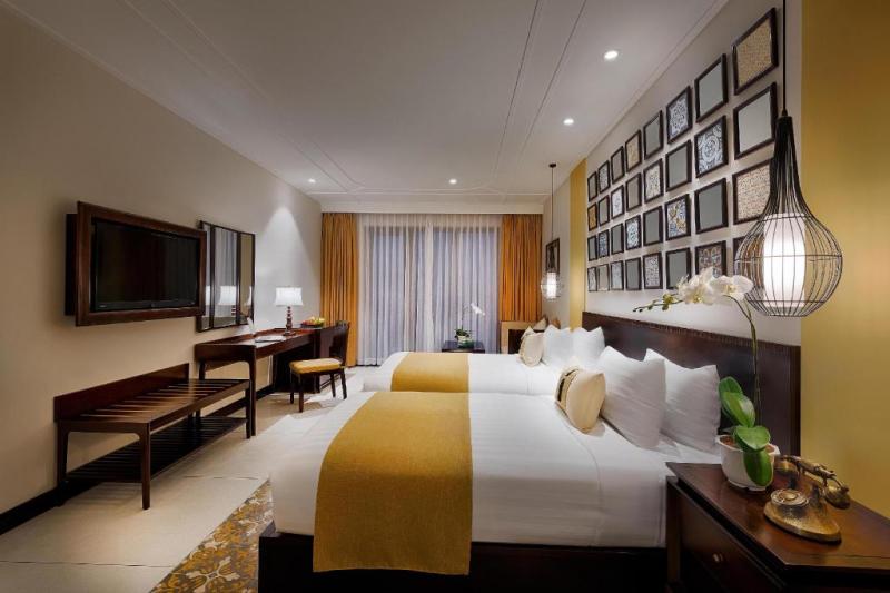 Thiết kế nội thất phòng đôi khách sạn