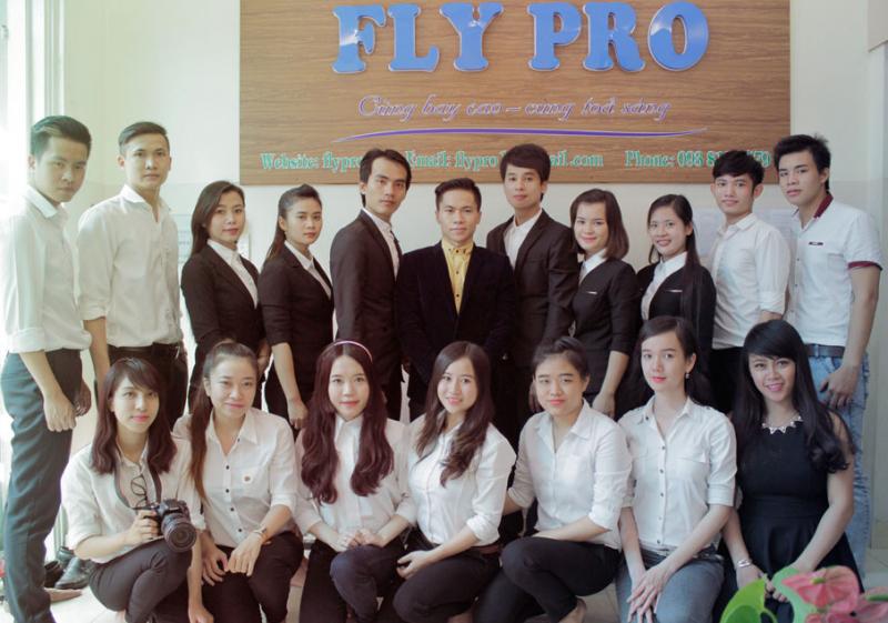 Công ty TNHH quảng cáo truyền thông giải trí FLYPRO
