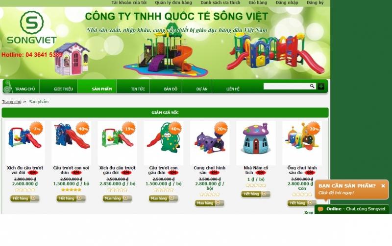Công ty TNHH Quốc Tế Sông Việt
