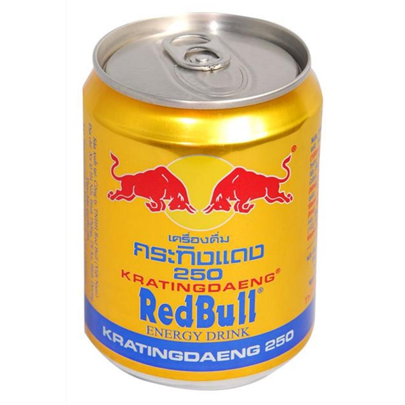 Red Bull dạng lon
