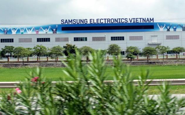 Công ty TNHH Samsung Electronics Việt Nam (SEV)