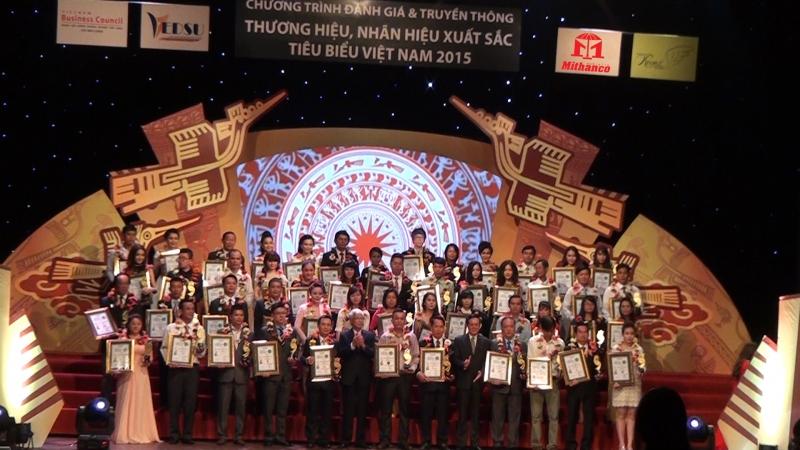 Công ty Dù Minh Thành vinh dự nhận giải thưởng