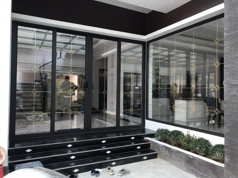Cửa nhôm kính giá rẻ tại Công ty TNHH sản xuất và thương mại Tiến Long
