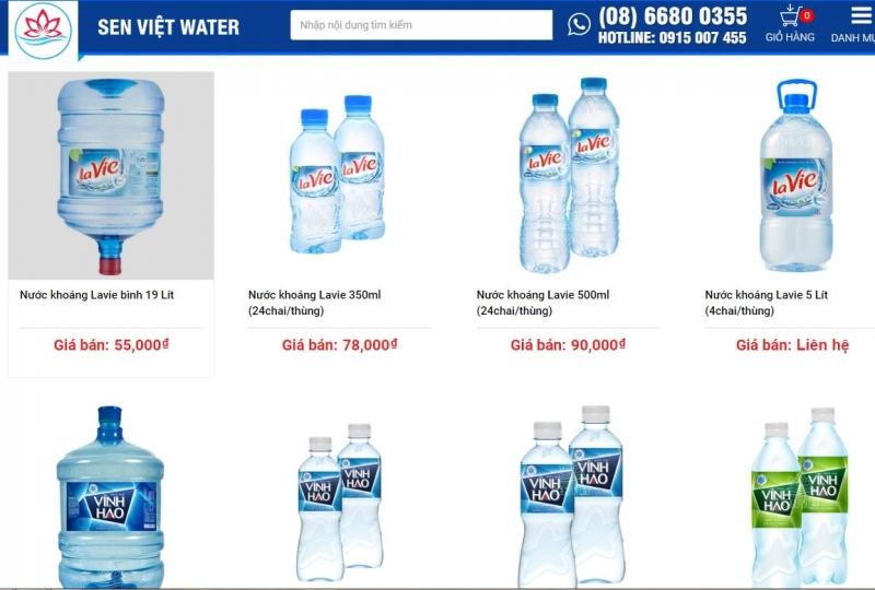 Công ty TNHH Sen Việt Water
