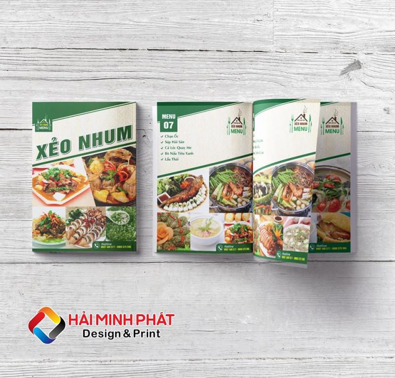Công Ty TNHH SX TMDV In ấn Hải Minh Phát