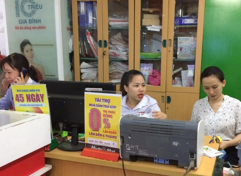 ACS Việt Nam hoạt động trong lĩnh vực tài chính tiêu dùng, thương mại hàng tiêu dùng