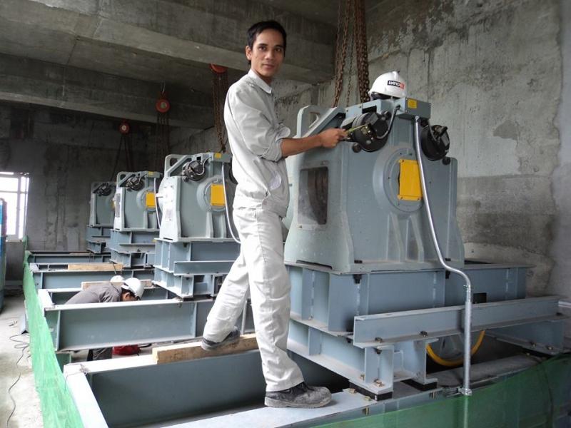 Thang Máy Đại Phong - Công ty sửa chữa và bảo trì thang máy uy tín nhất tại TPHCM