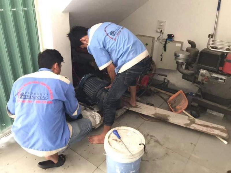 Công Ty TNHH Thành Công – Dịch Vụ Tại Nhà Sửa Chữa Điện Nước Đà Nẵng