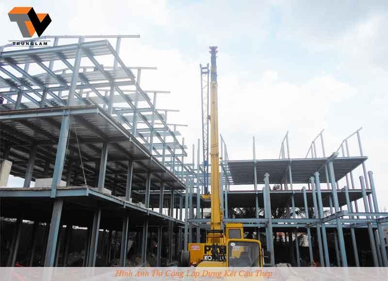 Nam Việt cung cấp thép chất lượng cho các công trình lớn