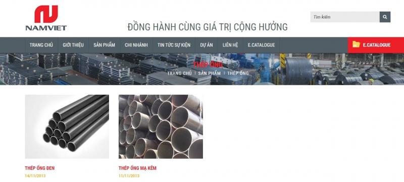 Thép Nam Việt