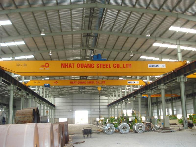 Thép Nhật Quang là nhà sản xuất ống thép và thép công nghiệp chất lượng cao