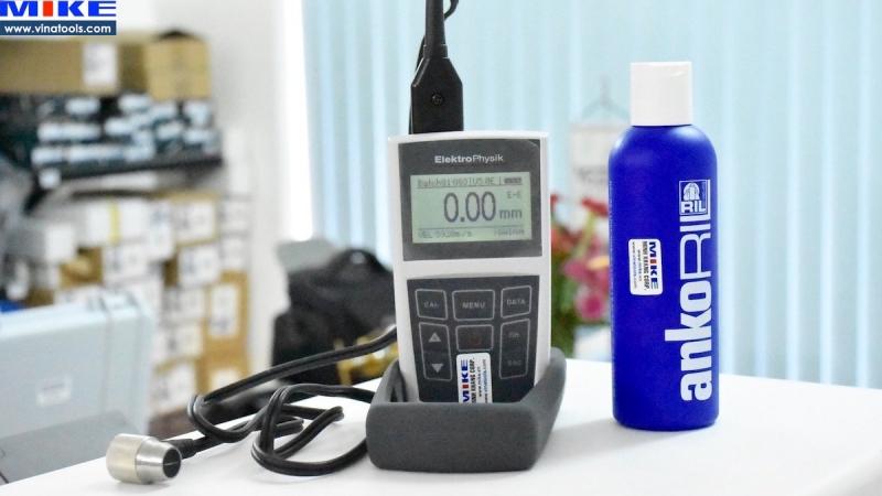 Máy đo độ dày vật liệu