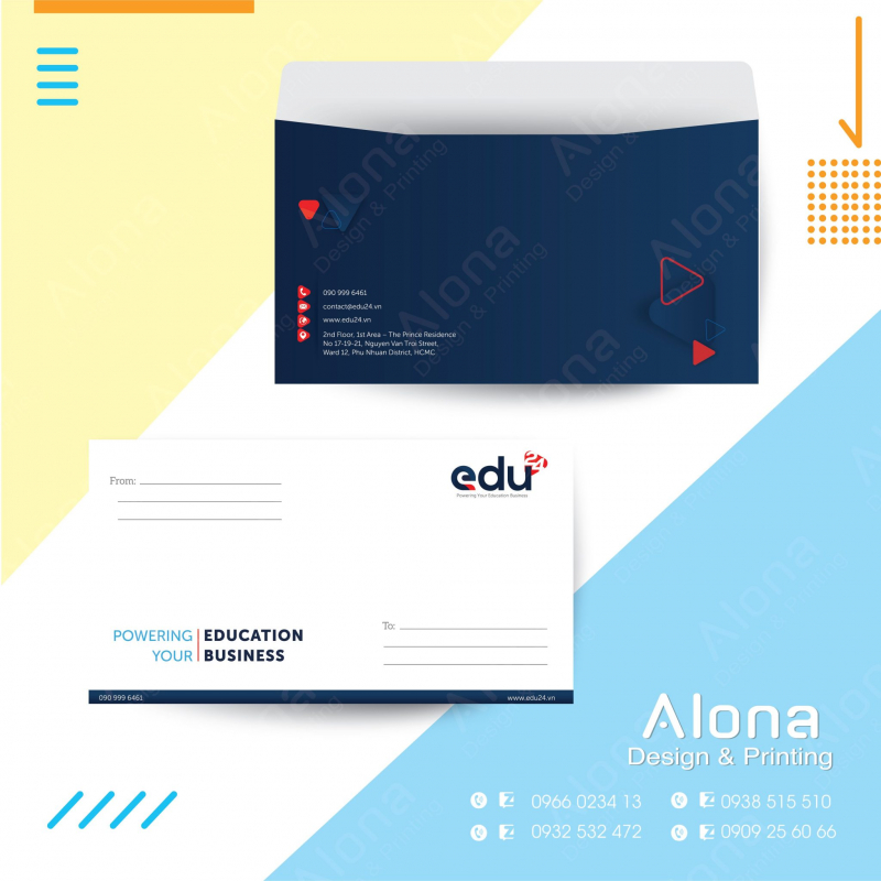 Công ty TNHH Thiết kế In ấn Alona