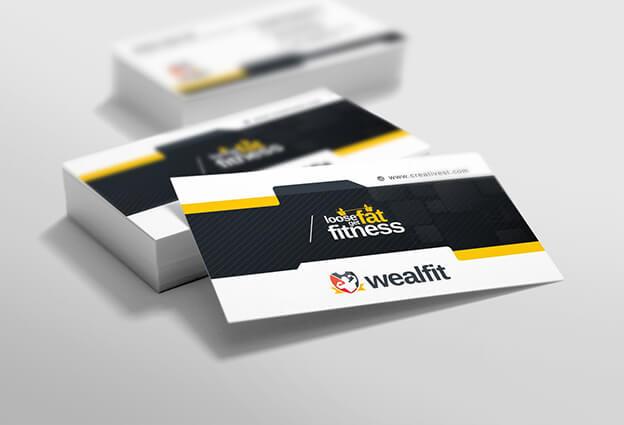Chất lượng giấy tốt, đúng độ dày, độ lán bóng của giấy dùng chuyên in name card, card visit, danh thiếp.