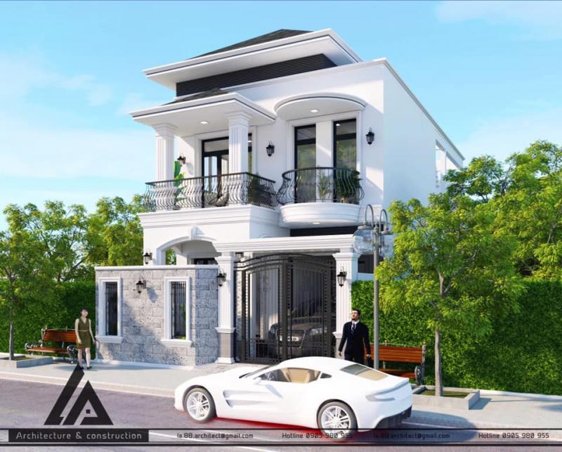 Công ty TNHH Thiết kế và Xây dựng LA.88 Design