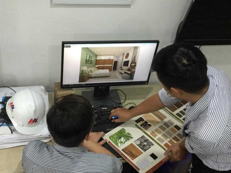 Công ty TNHH Thiết kế Xây Dựng Nhật Lam