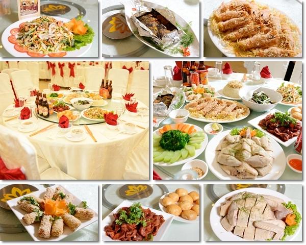 Công ty TNHH Thương Mại & Dịch vụ tiệc tại nhà