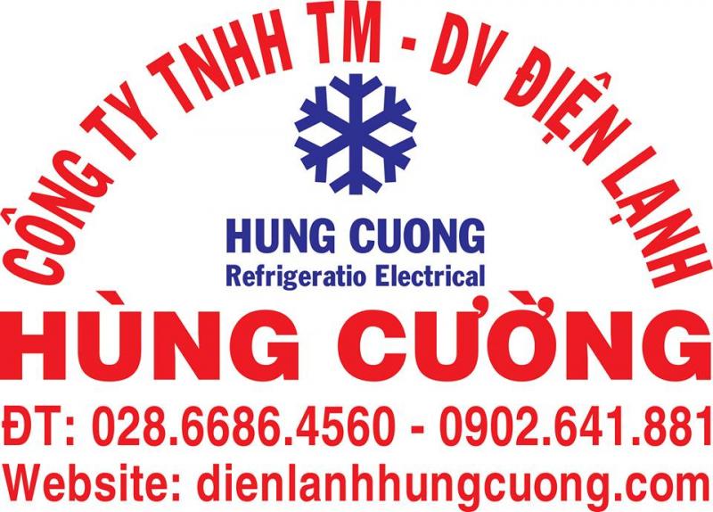Công ty TNHH thương mại dịch vụ điện lạnh Hùng Cường